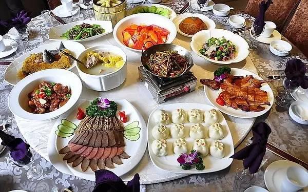 西安百余家餐廳年夜