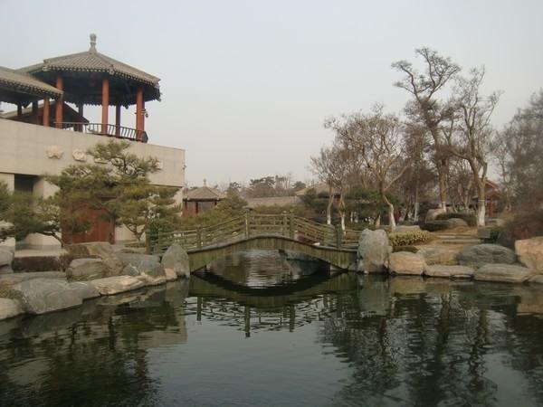 中國唐苑:到處人山