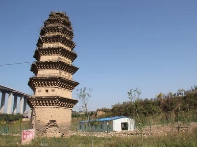 古建筑的宝藏 陕西